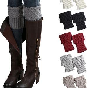 Accessories - Set of 5 Boot Sock Cuffs